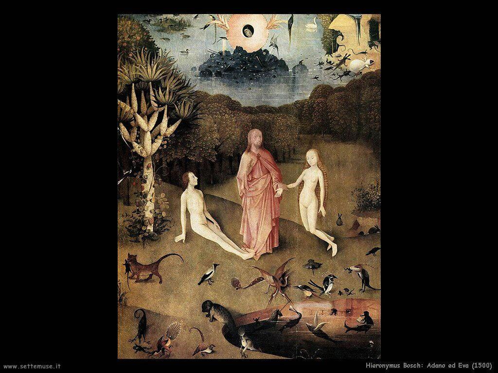 Adamo ed Eva (1500)