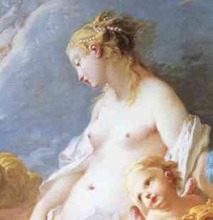 Pittura di Francois Boucher