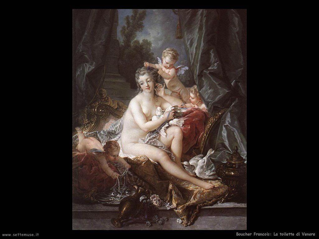 Toilet di Venere (2a foto) (1751)