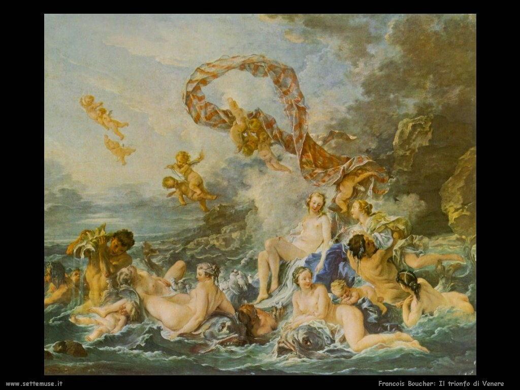 Il trionfo di Venere