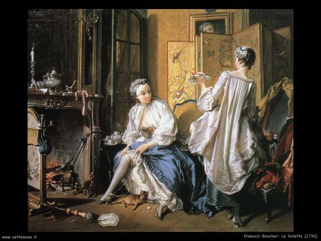 La toilet (1742)