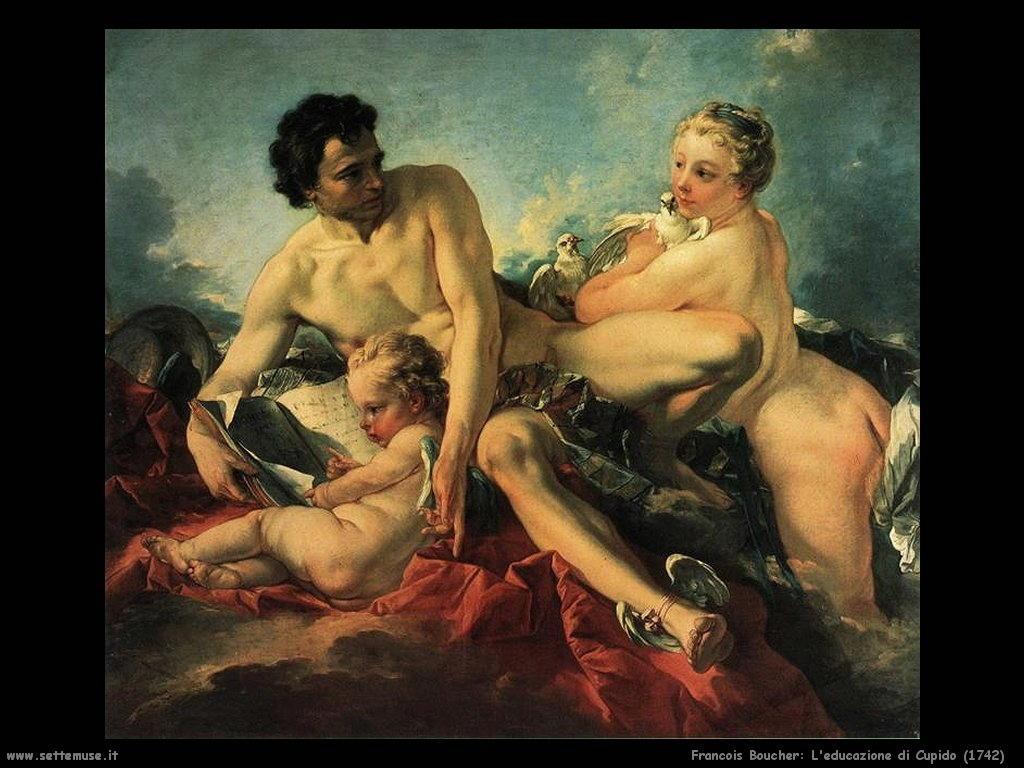 Educazione di Cupido (1742)