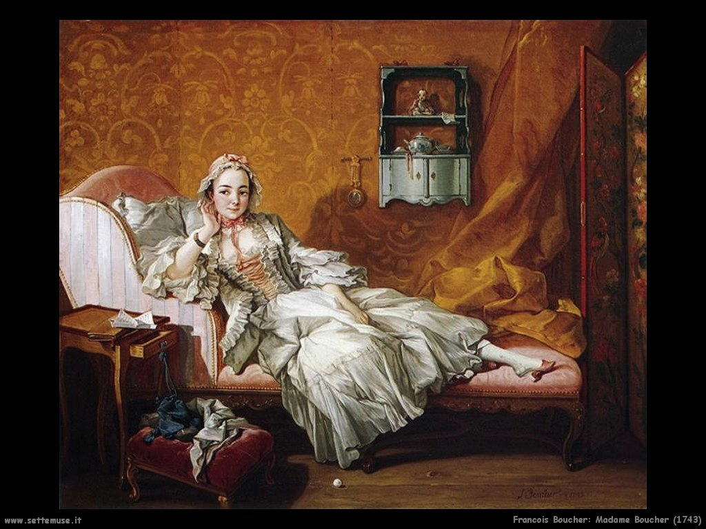 Madame Boucher (1743)