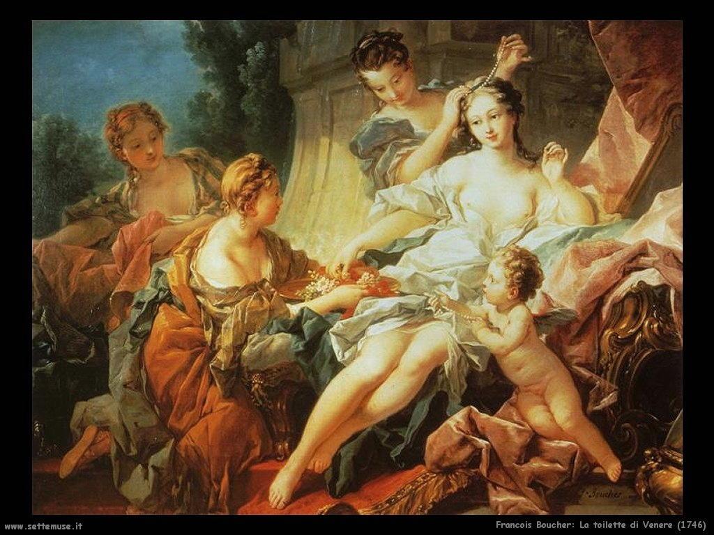 La toilet di Venere (1746)