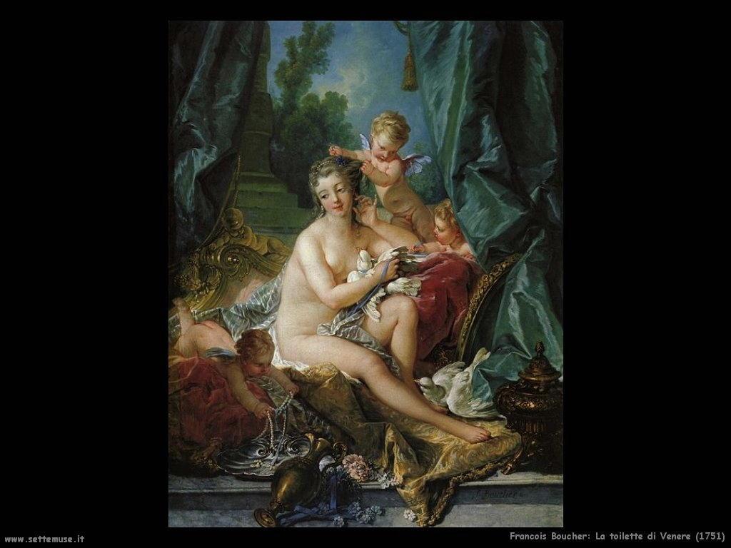 La toilet di Venere (1a foto) (1751)