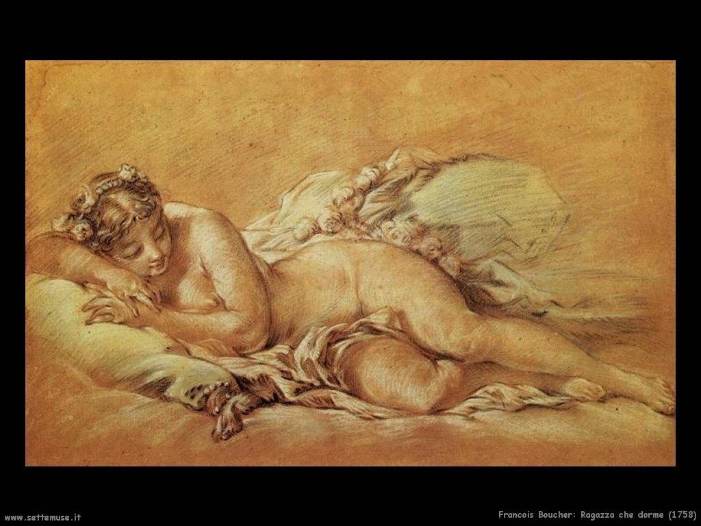Ragazza che dorme (1758)