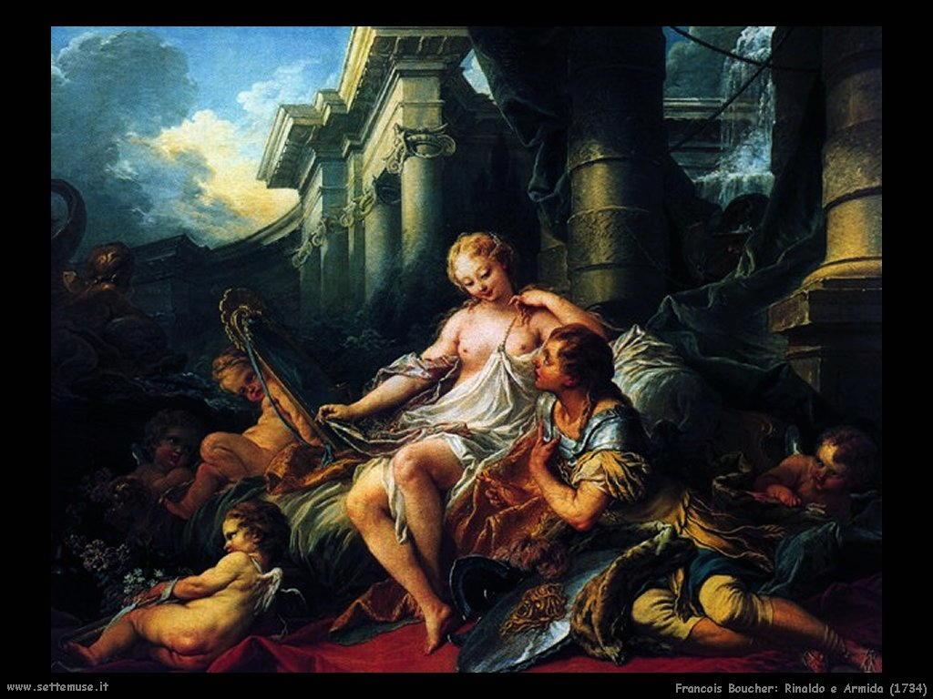 Rinaldo e Armida (2a foto) (1734)