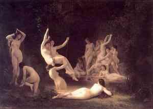 Dipinto di William Bouguereau