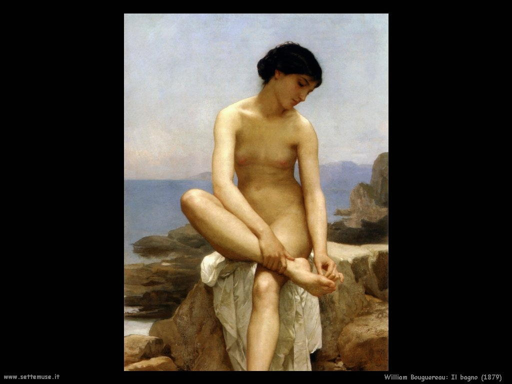 William Bouguereau_il_bagno_1879
