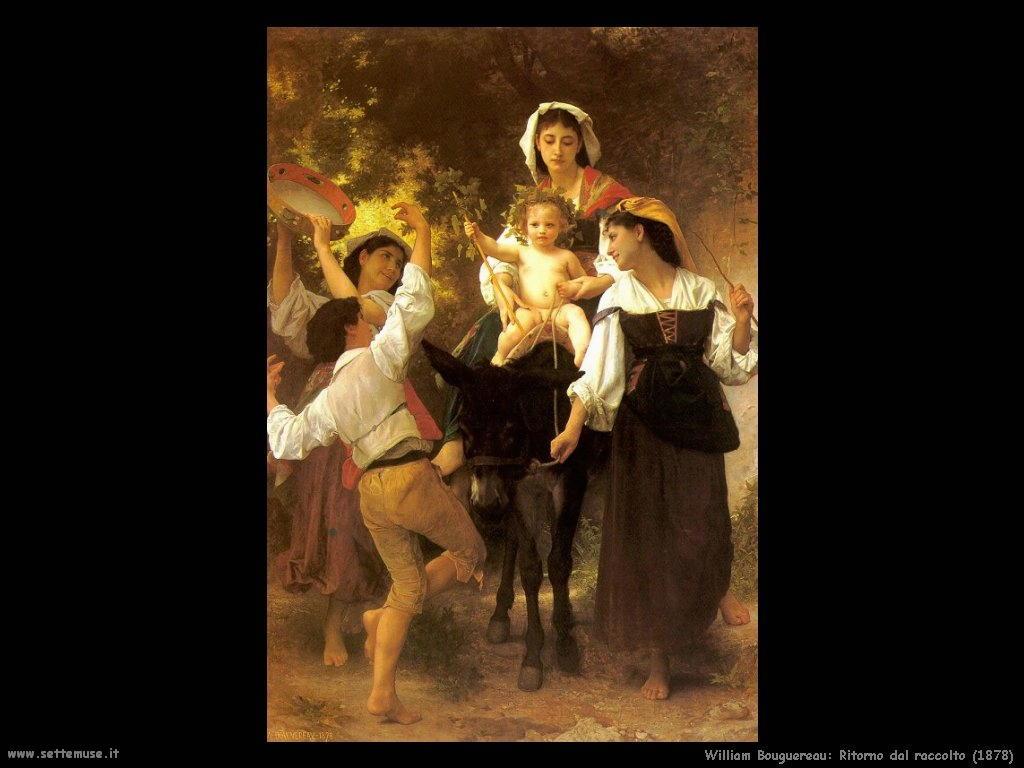 William Bouguereau_ritorno_dal_raccolto_1878