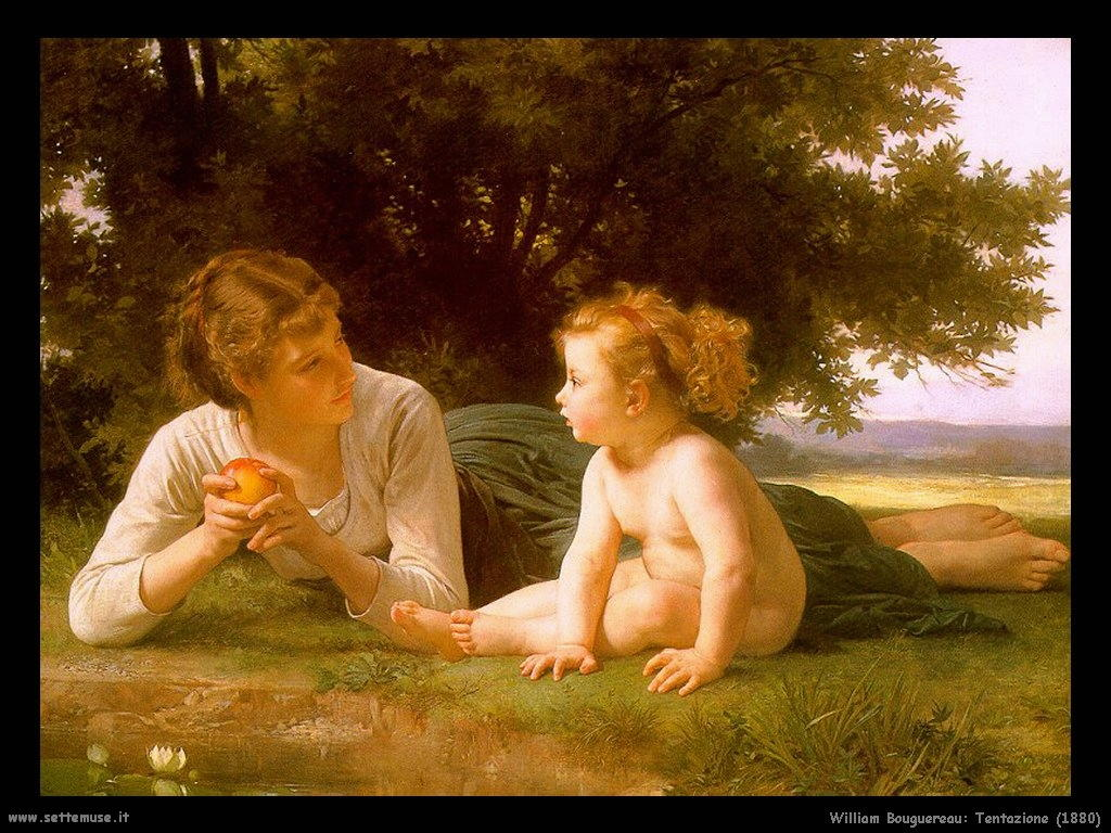 William Bouguereau_tentazione_1880