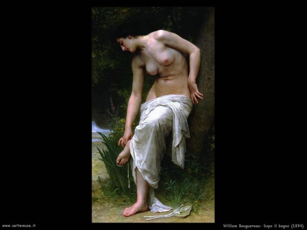 William Bouguereau_dopo_il_bagno_1894