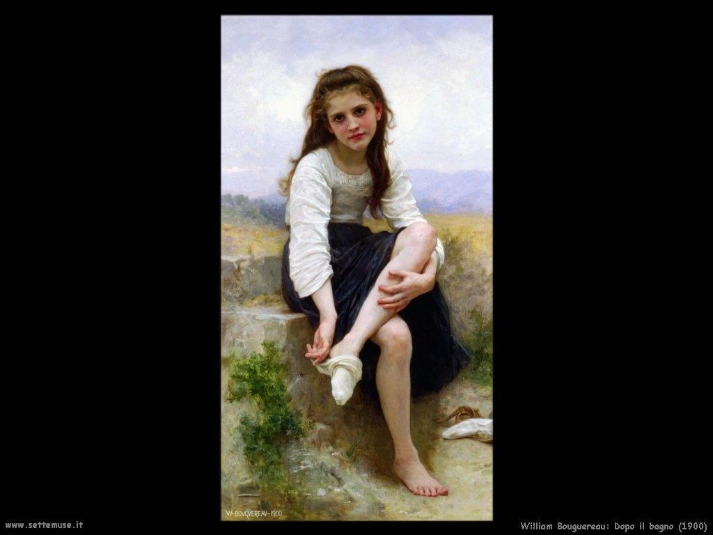 William Bouguereau_dopo_il_bagno_1900