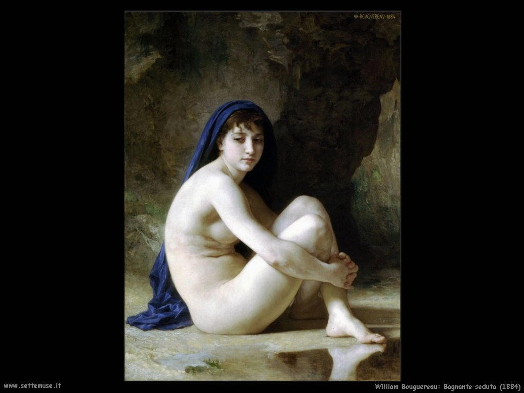 William Bouguereau_bagnante_seduta_1884