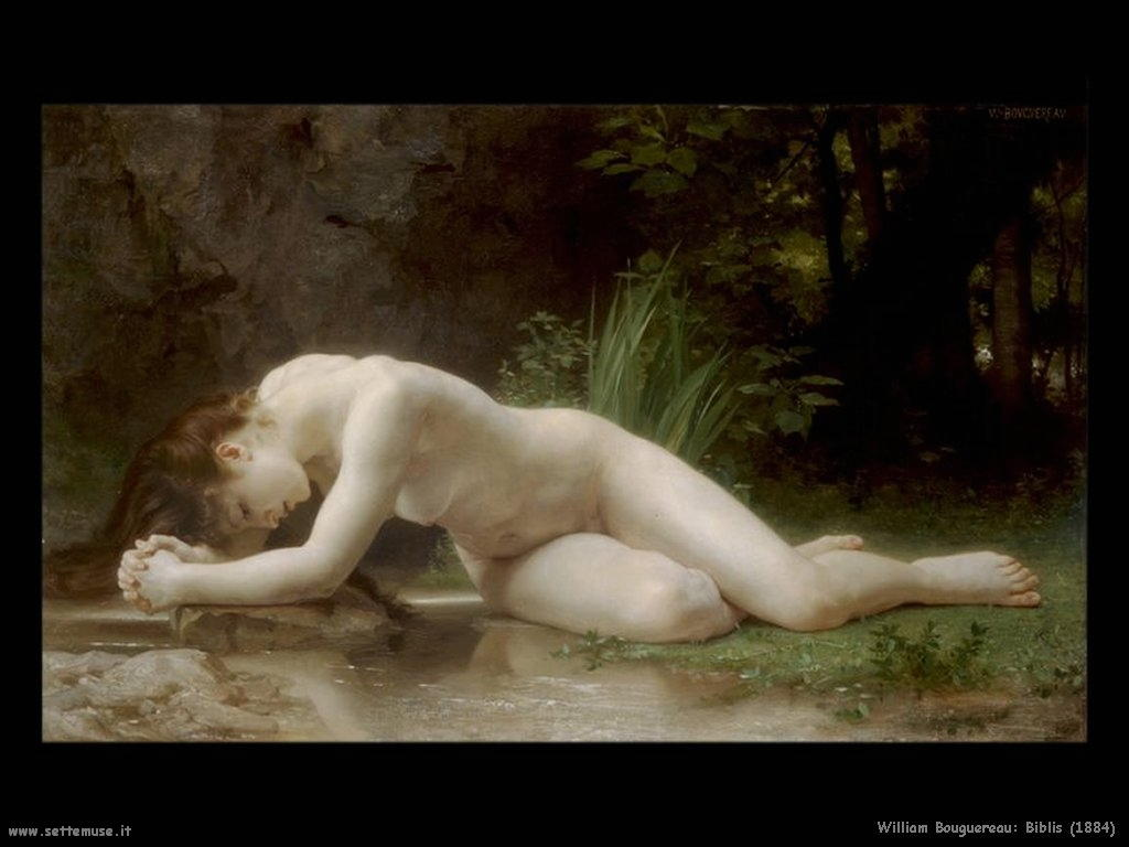 William Bouguereau_biblis_1884