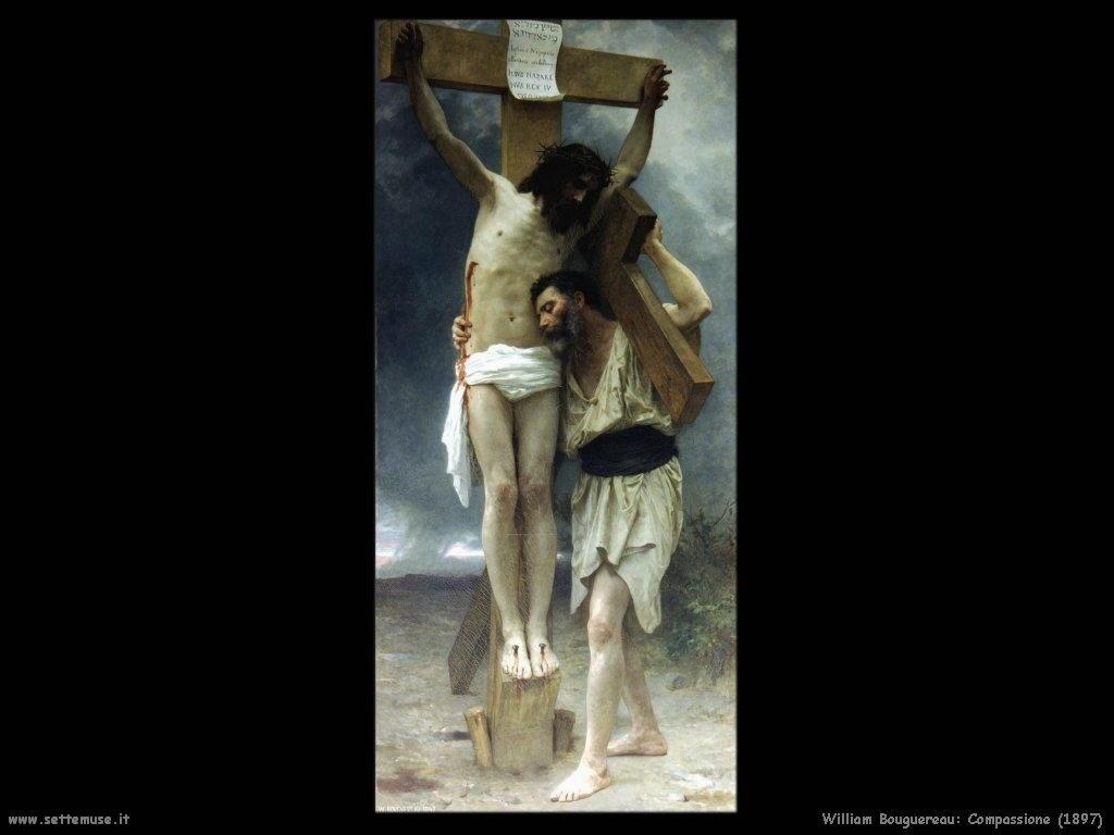 William Bouguereau _compassione_1897