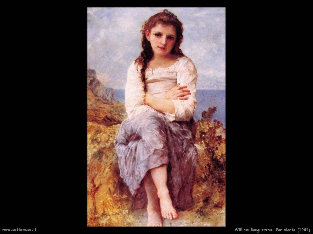 William Bouguereau _far_niente_1904