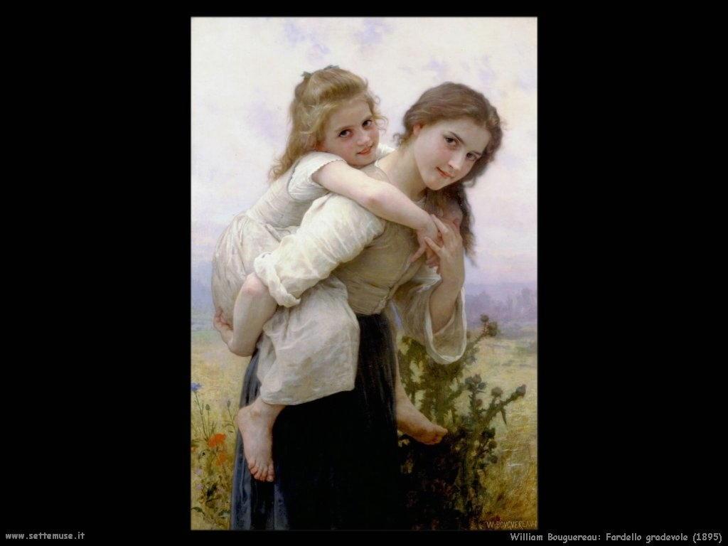 William Bouguereau _fardello_gradevole_1895