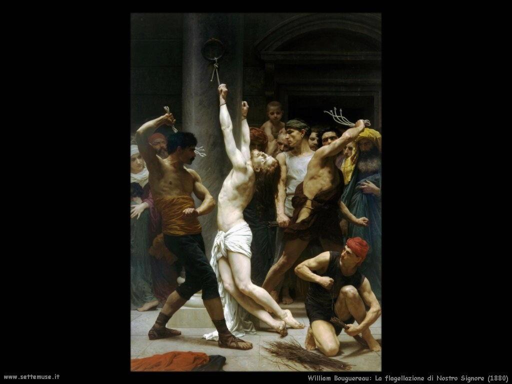 William Bouguereau_flagellazione_di_nostro_signore_1880