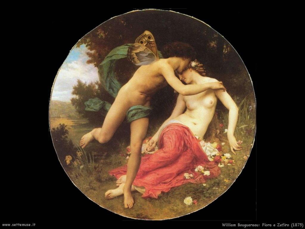 William Bouguereau _flora_e_zefiro_1875