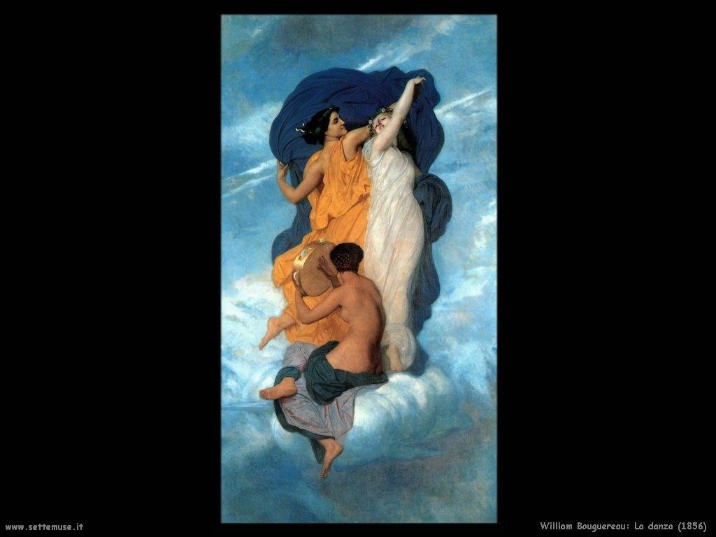 William Bouguereau _la_danza_1856