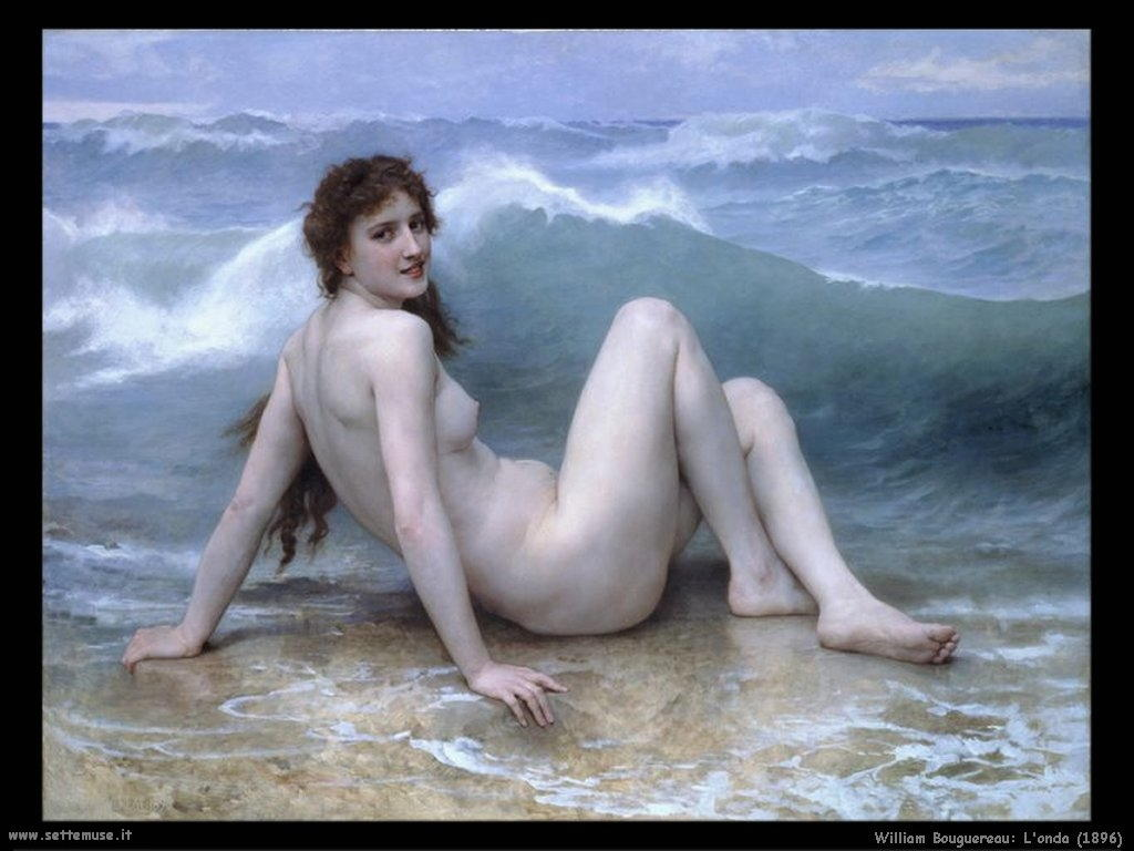William Bouguereau_l_onda_1896