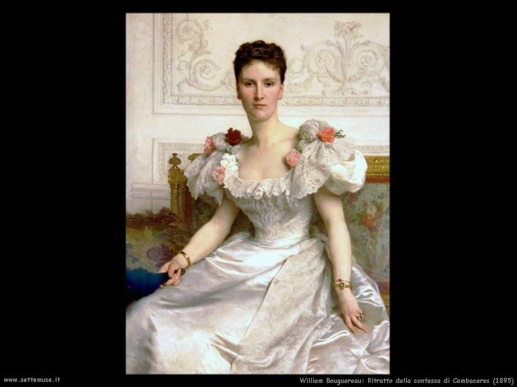 William Bouguereau _ritratto_contessa_di_cambaceres_1895