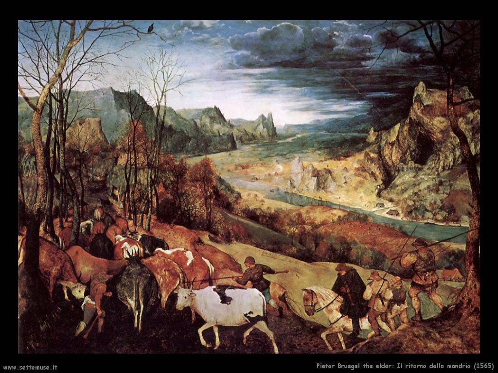 Brueghel Pieter il vecchio 060