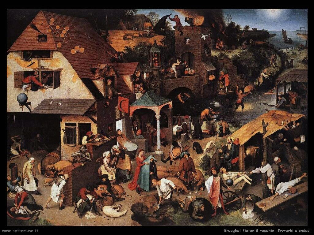 Brueghel Pieter the Elder