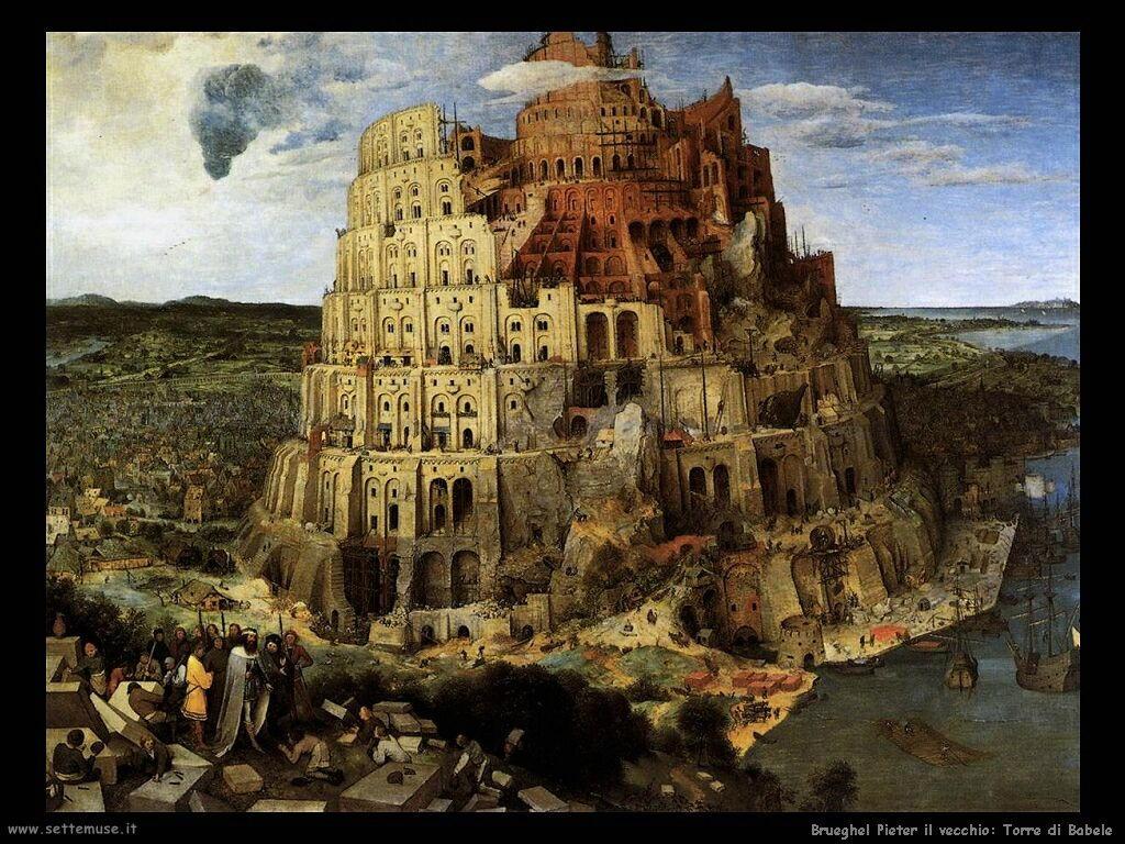 Piccola Torre di Babele