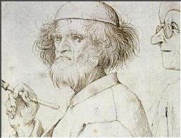 Disegno di Pieter Brueghel