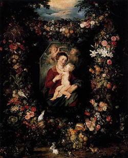 Opera di Jan Brueghel