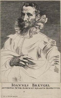 Ritratto di Jan Brueghel