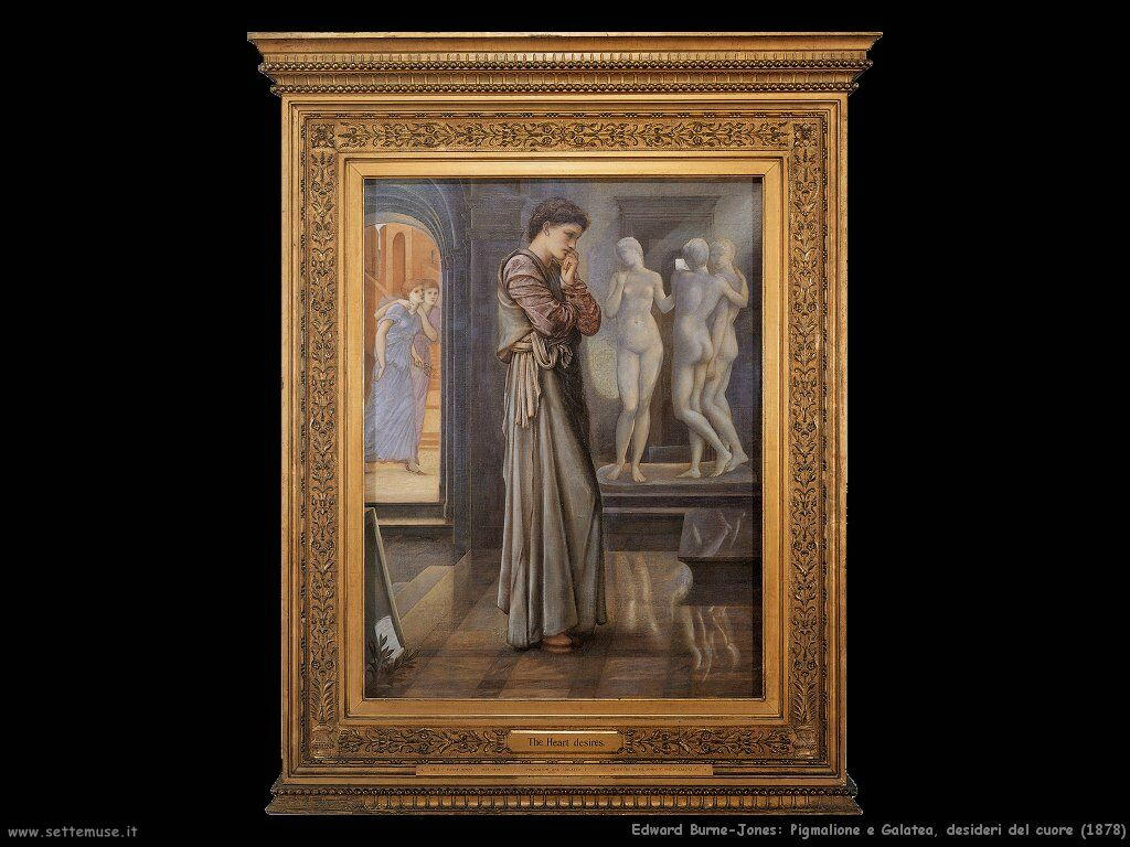burne_Jones pigmalione_e_galatea_desideri_del_cuore 1878
