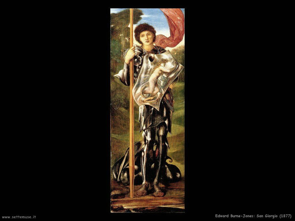 edward_burne_Jones san_giorgio 1877