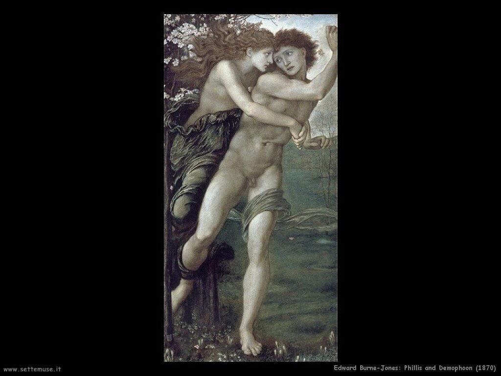 edward_burne_Jones_phyllis_and_demophoon_1870