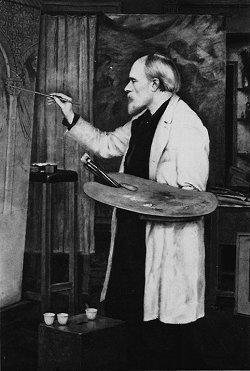Dipinto di Edward Burne-Jones