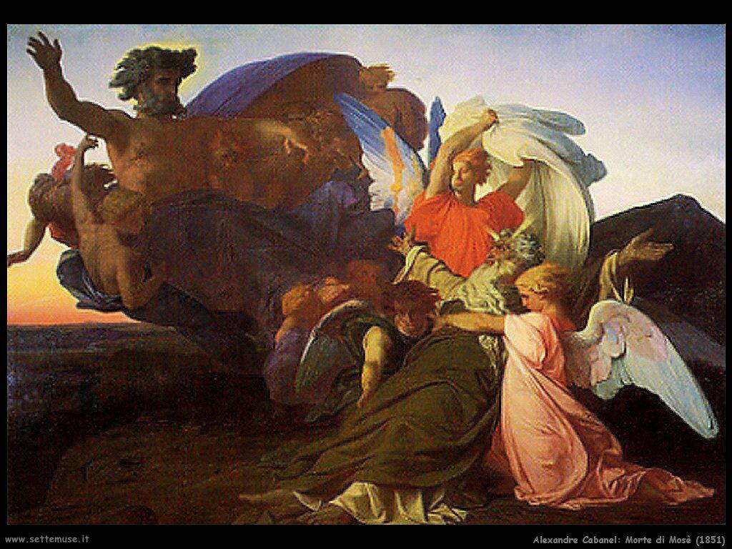 alexandre_cabanel_morte_di_mose_1851