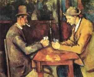 DIpinto di  Paul Cézanne