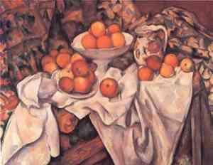 Opera di  Paul Cézanne