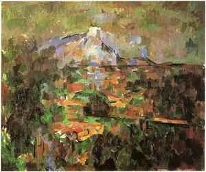 Quadro di  Paul Cézanne