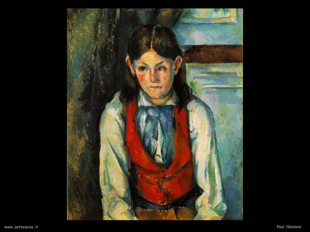 I ritratti di Paul Cezanne 021