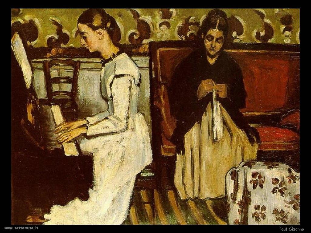 I ritratti di Paul Cezanne 041