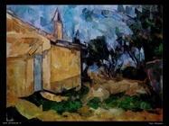 Cezanne Cabanon de Jourdan