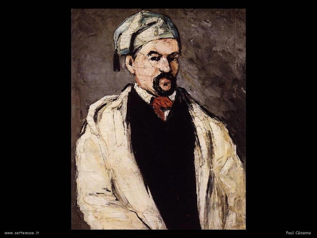 I ritratti di Paul Cezanne 061