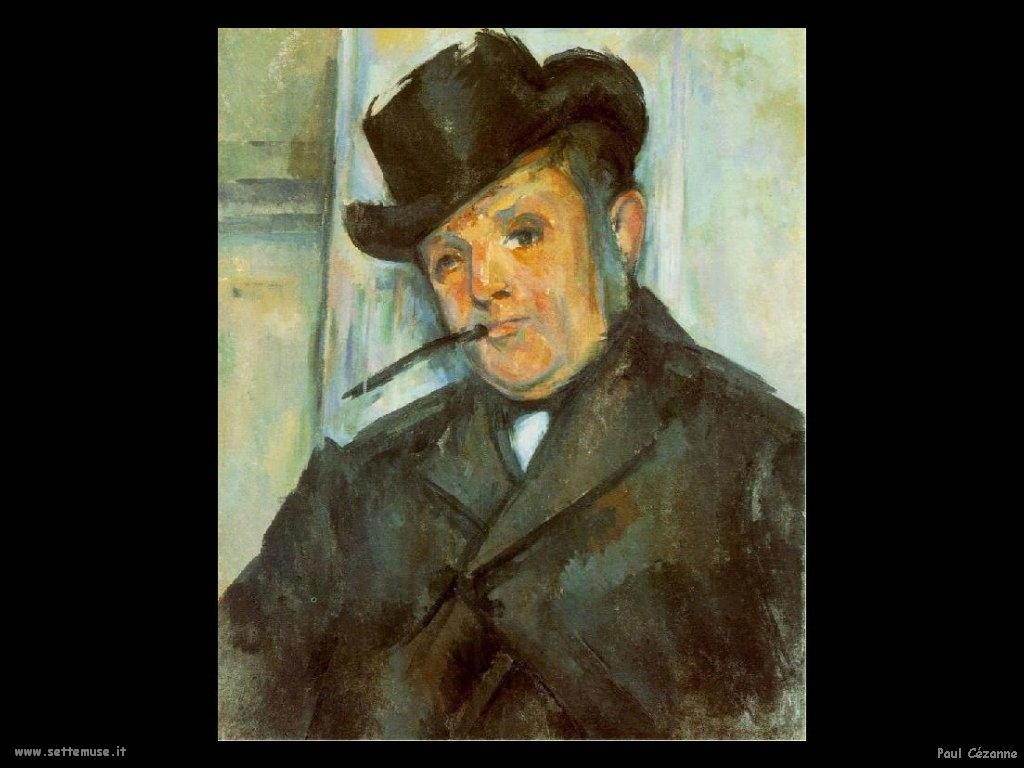 I ritratti di Paul Cezanne 089