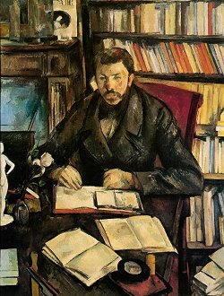 Ritratto di  Paul Cézanne