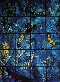 Marc Chagall Vetrata