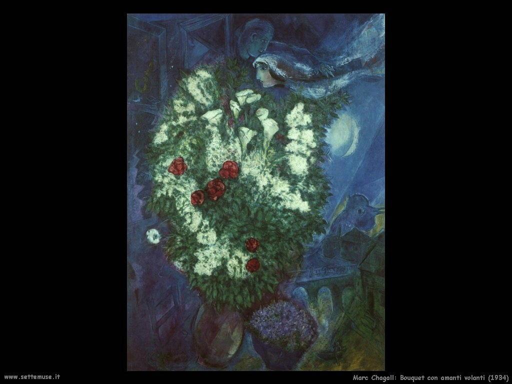 Marc Chagall_bouquet_con_amanti_volanti_1934