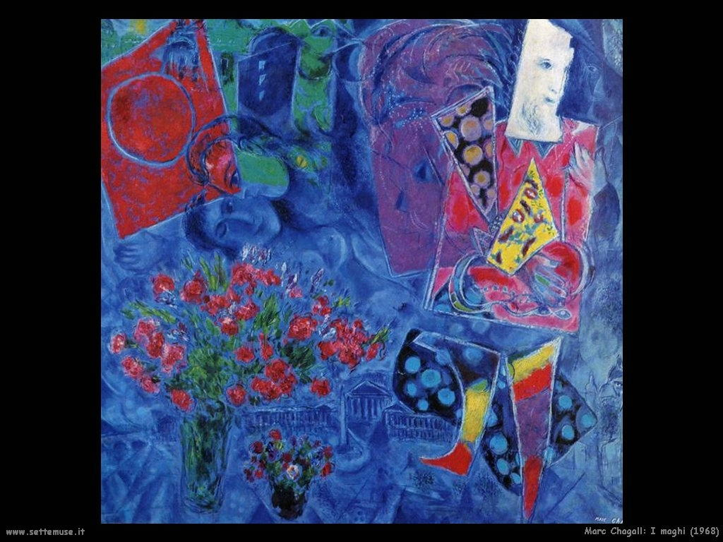 Marc Chagall_i_maghi_1968